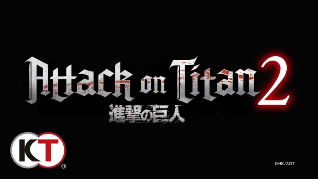 Attack On Titan 2 Announced By Koei Tecmo, Coming Early 2018