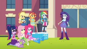 My Little Pony Equestria Girls Magical Movie Night