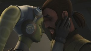 Vanessa Marshall Star Wars Rebels Season 4