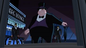 Justice League Action E. Nygma, Consulting Detective