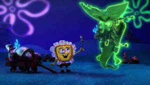 SpongeBob SquarePants The Legend of Boo-Kini Bottom