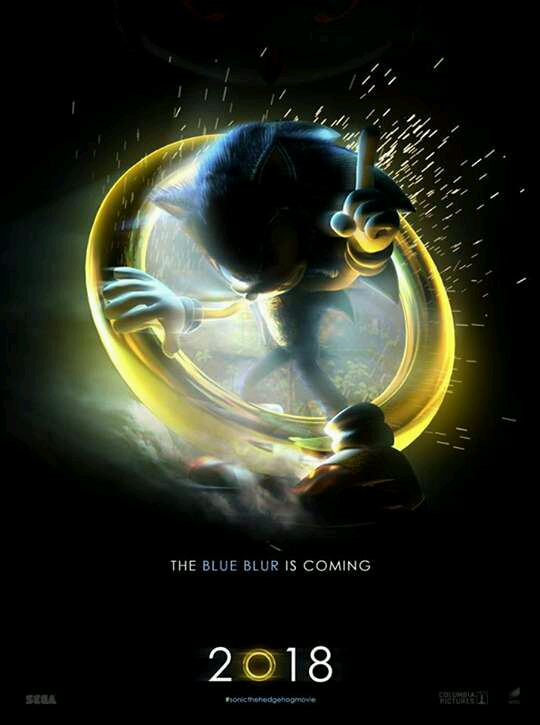 Sonic The Hedgehog Movie Still In The Works | ToonZone News