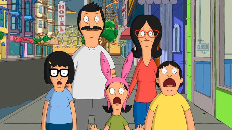 Bob's Burgers Movie Announced for 2020
