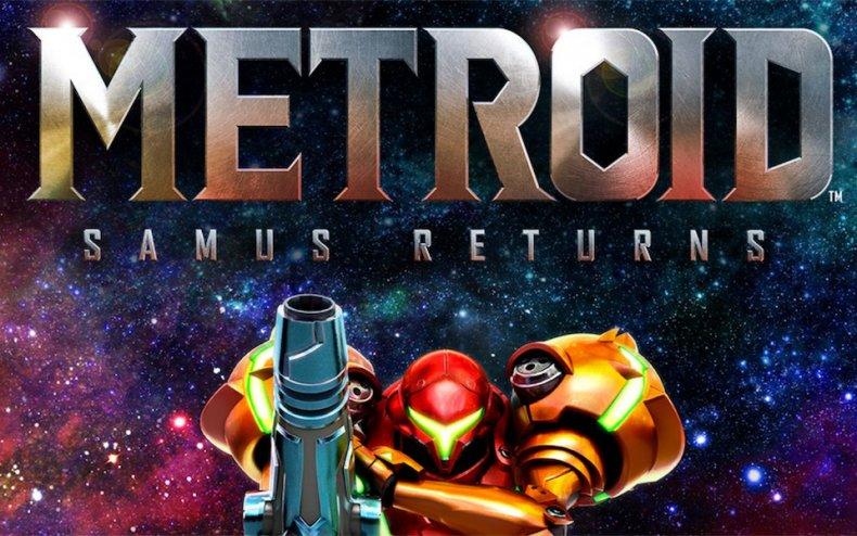Video Games Holiday Gift Guide 2017 - Metroid Samus Returns