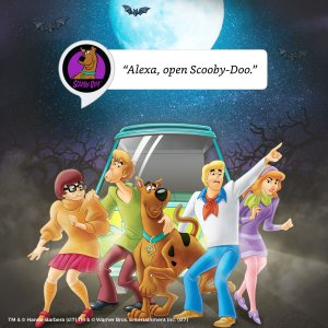 Scooby-Doo! Mystery Inc. Theater Amazon Alexa