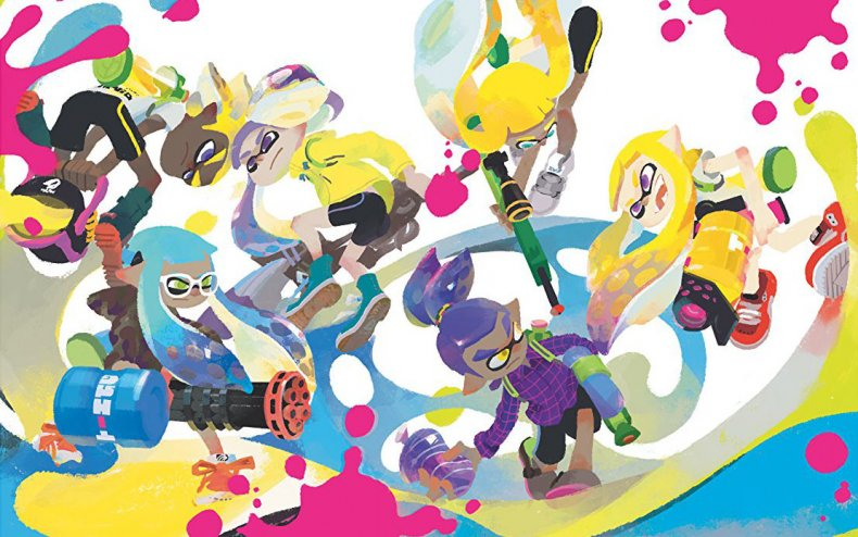 2017 Comics & Collectibles Holiday Gift Guide - Art of Splatoon
