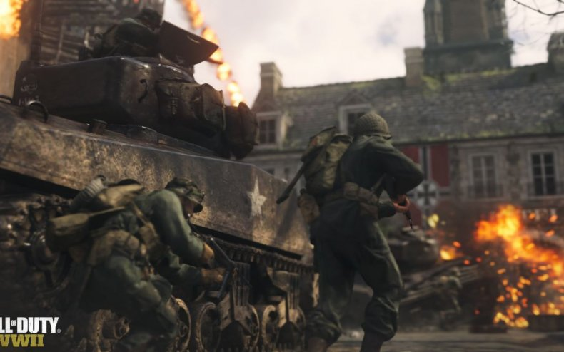 Video Games Holiday Gift Guide 2017 - Call of Duty: WWII