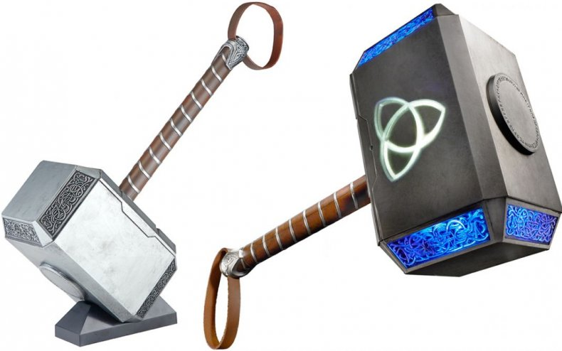 2017 Comics & Collectibles Holiday Gift Guide - Marvel Legends Series Thor Mjolnir