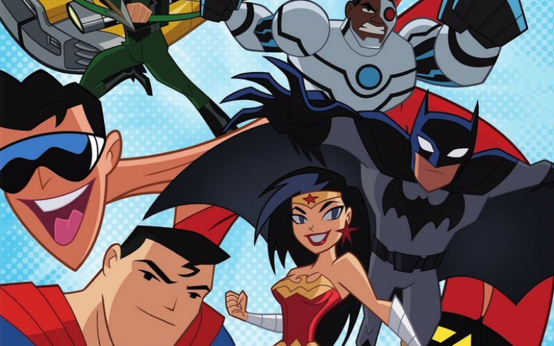 DVD, Blu-ray and Digital Holiday Gift Guide 2017 - Justice League Action