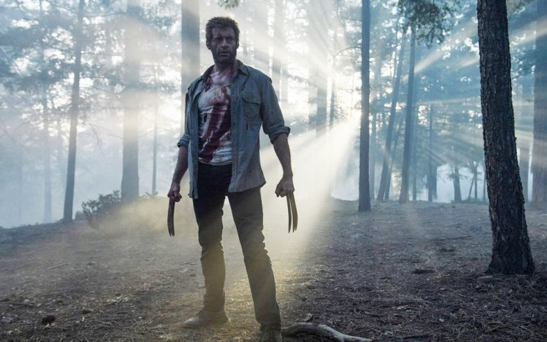 DVD, Blu-ray and Digital Holiday Gift Guide 2017 - Logan