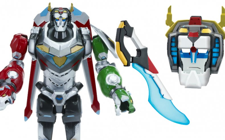 2017 Comics & Collectibles Holiday Gift Guide - Ultimate Voltron Action Figure