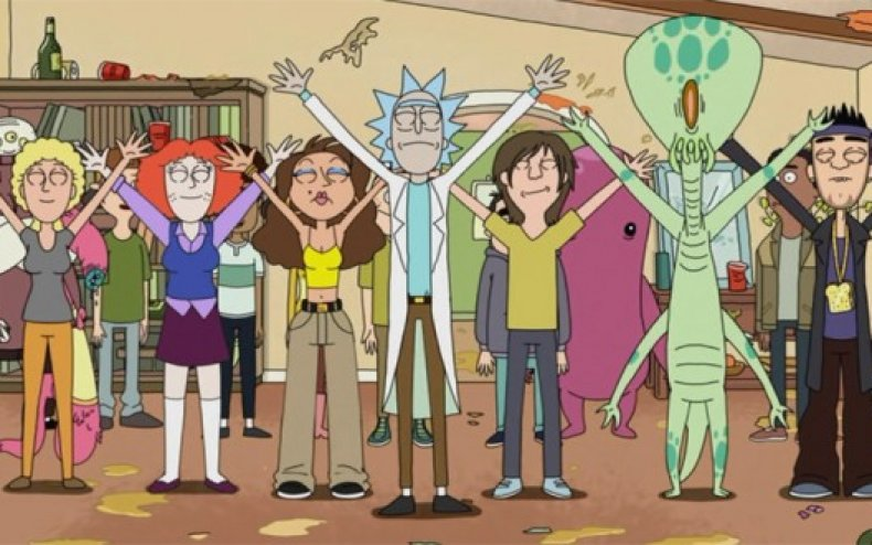 rick and morty episoce guide