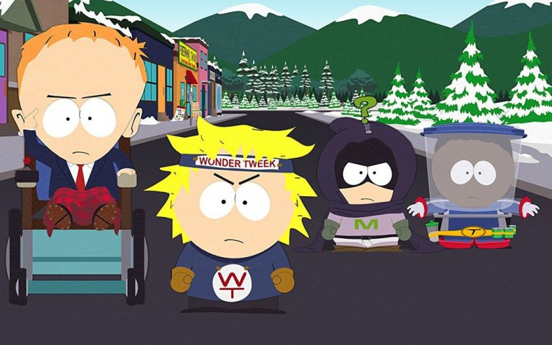 Video Games Holiday Gift Guide 2017 - South Park: The Fractured But Whole