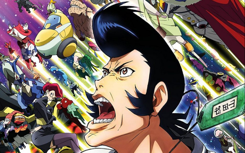 DVD, Blu-ray and Digital Holiday Gift Guide 2017 - Space Dandy: The Complete Series