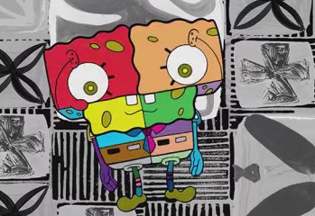 SpongeBob SquarePants You Bring the Color