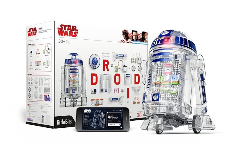 2017 Comics & Collectibles Holiday Gift Guide - Star Wars Droid Inventor Kit