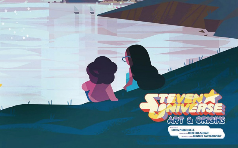 2017 Comics & Collectibles Holiday Gift Guide - Steven Universe: Art and Origins