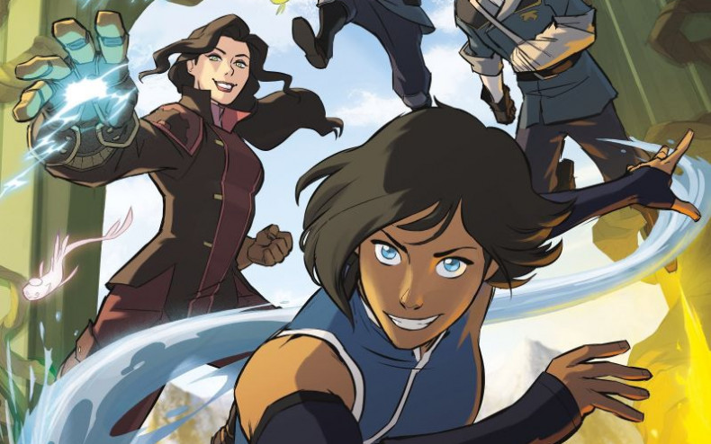 2017 Comics & Collectibles Holiday Gift Guide - The Legend of Korra: Turf Wars, Part 1 Graphic Novel
