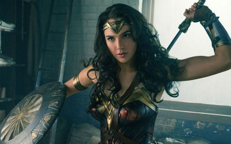 DVD, Blu-ray and Digital Holiday Gift Guide 2017 - Wonder Woman