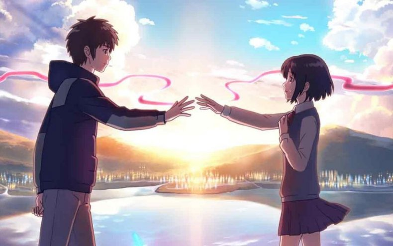 DVD, Blu-ray and Digital Holiday Gift Guide 2017 - Your Name - Limited Edition