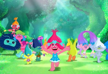 DreamWorks Trolls! The Beat Goes On