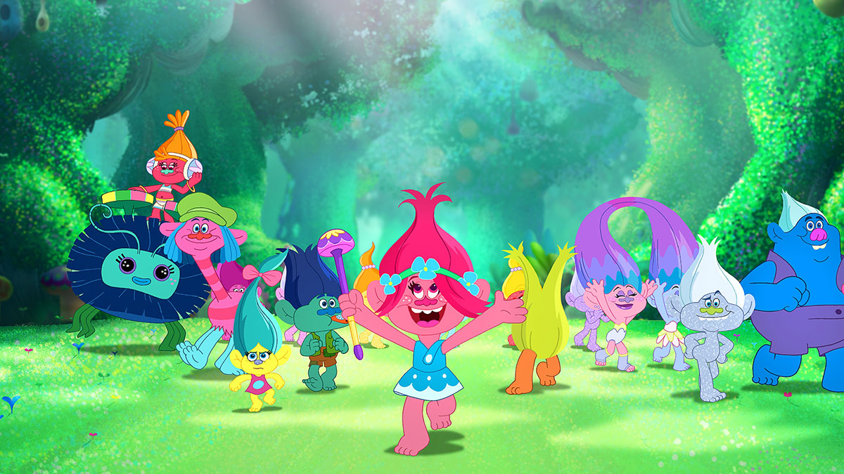 DreamWorks Trolls! The Beat Goes On