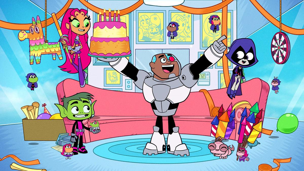 Teen Titans Go BBCYFSHIPBDAY