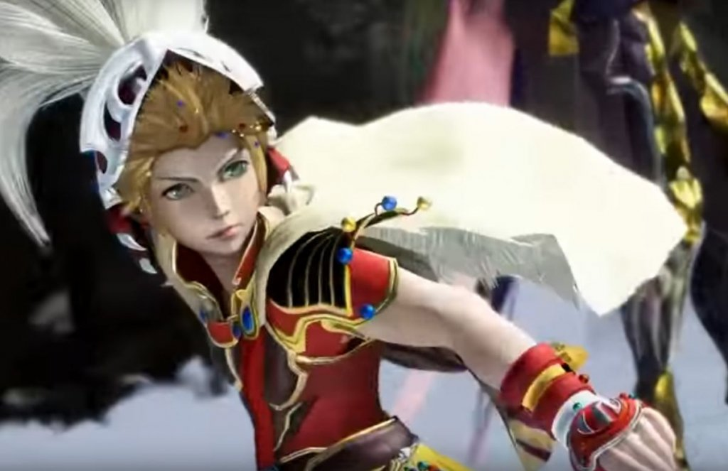 Launch Character Roster: DISSIDIA FINAL FANTASY NT