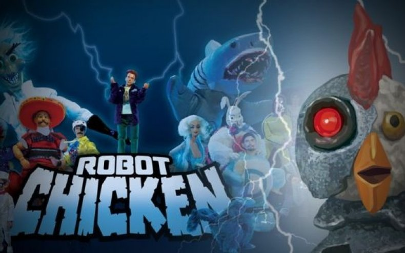 Robot Chicken Season 9 Premieres December 10 2017 On Adult Swim With An All New Holiday