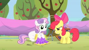 My Little Pony Friendship is Magic Michelle Creber Cutie Mark Crusaders