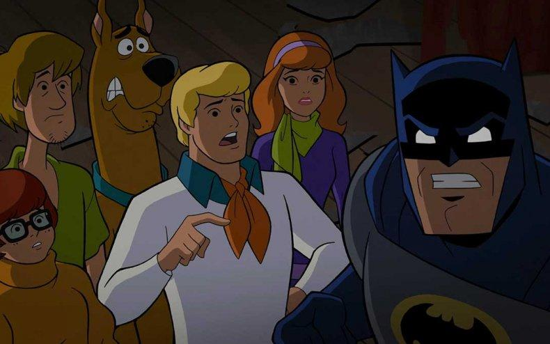 Scooby-Doo and Batman: The Brave and the Bold