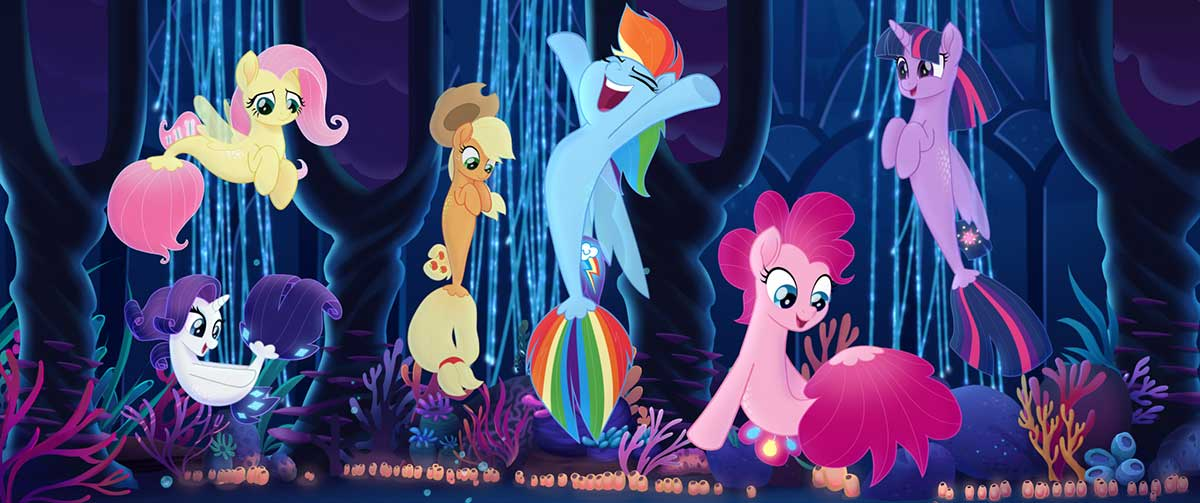 Toonzone Interviews Meghan Mccarthy On Making My Little Pony The