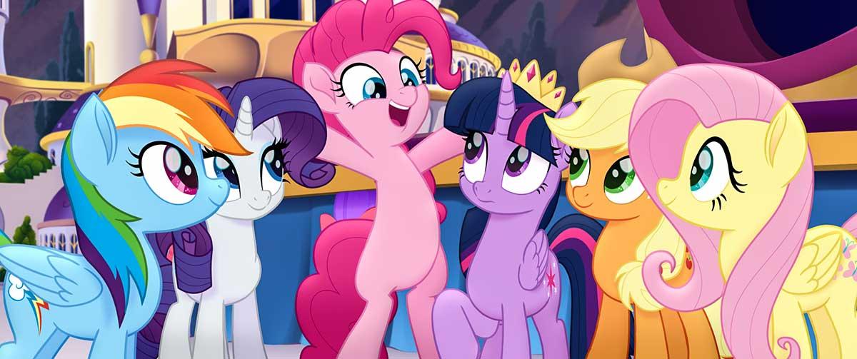 Meghan McCarthy My Little Pony: The Movie