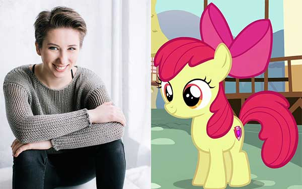 Michelle Creber My Little Pony the Movie