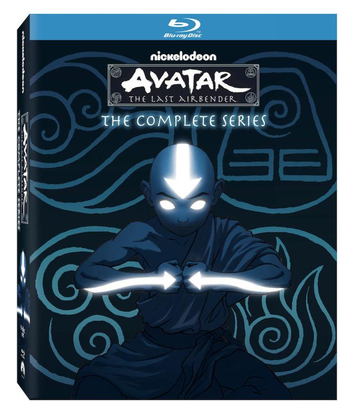 Avatar: The Last Airbender To Get HD Blu-Ray Treatment