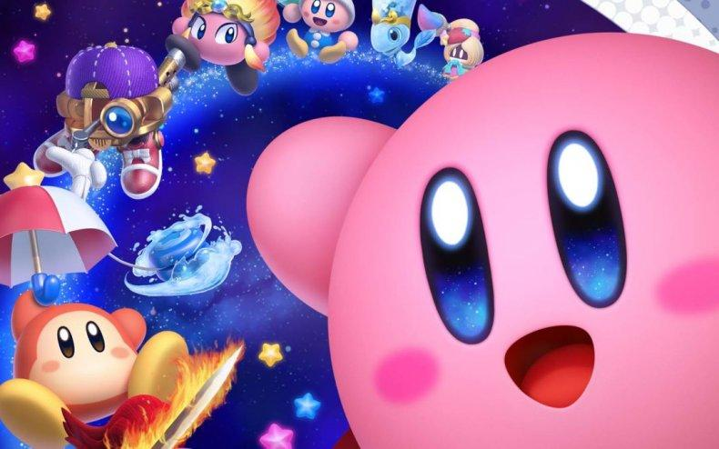 Kirby Star Allies Kirby: Star Allies
