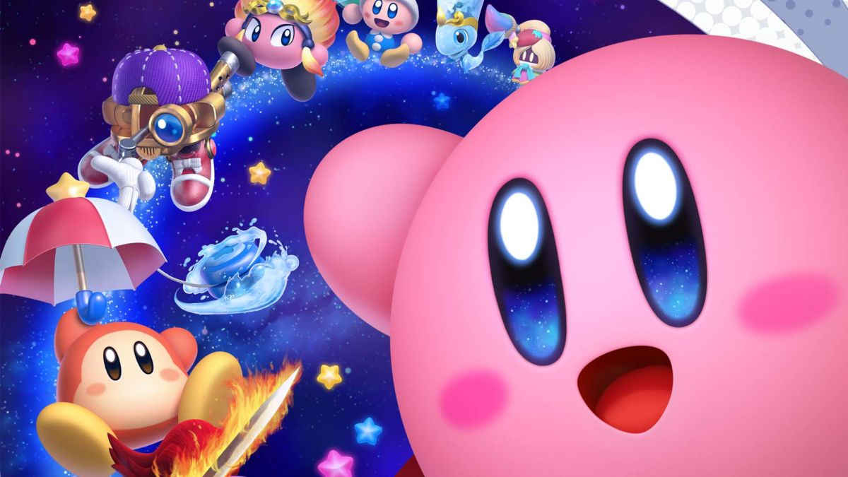 Kirby Star Allies Kirby: Star Allies