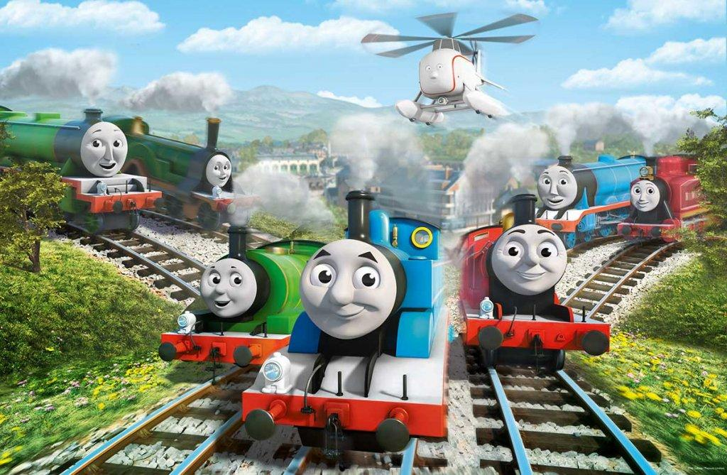 Thomas And Friends Moves To Nickelodeon And Nick Jr Starting March