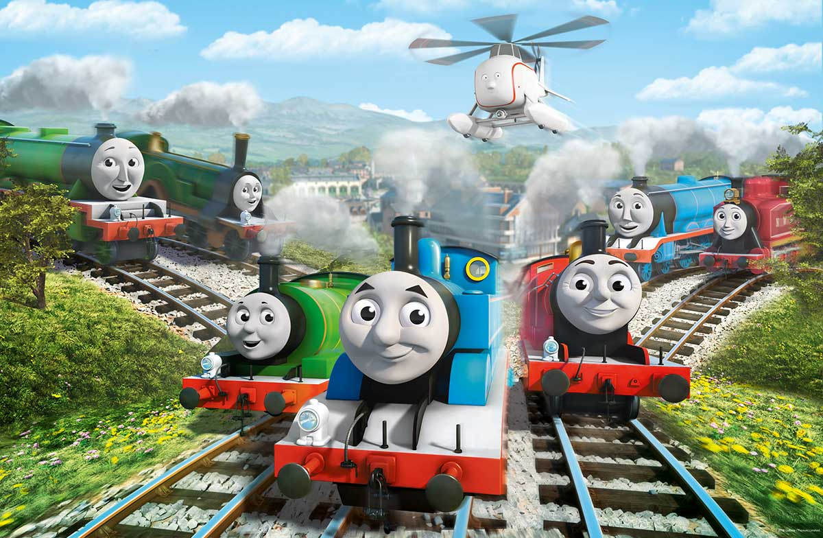 Thomas And Friends Moves To Nickelodeon Nick Jr Starting March 12 2018