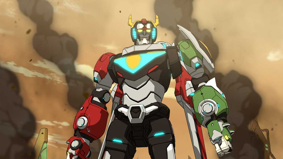 Voltron Legendary Defender Season 5