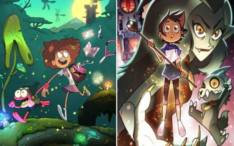 Disney channel greenlights amphibia and the owl house for Watch terrace house season 2