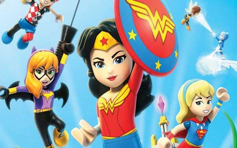 LEGO DC Super Hero Girls Super-Villain High