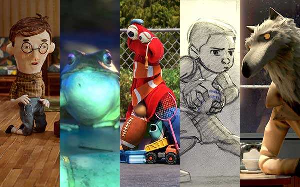 Oscar Academy Award Best Animated Short Film