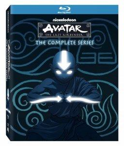 Avatar the Last Airbender Blu-ray