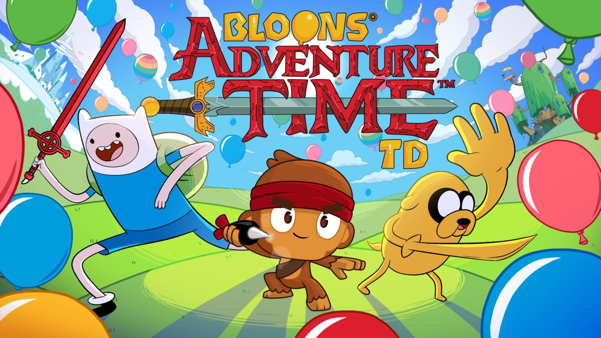 Cartoon Network 2018-2019 - Bloons Adventure Time TD