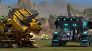 Dinotrux Supercharged Season 2