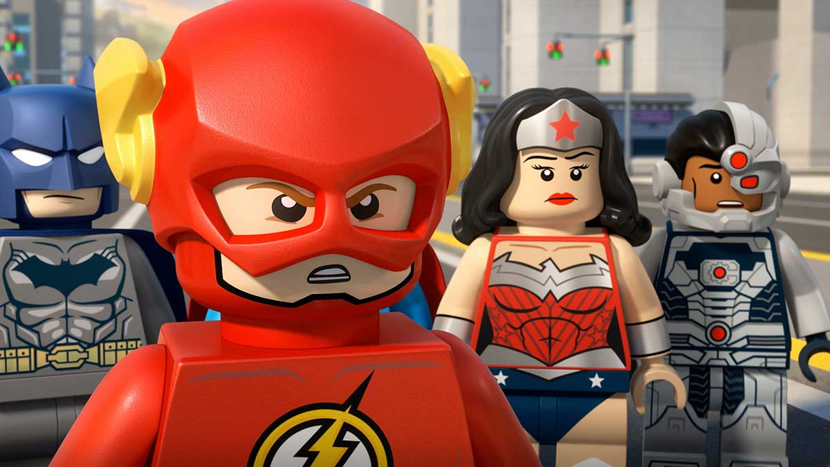 LEGO DC Super Heroes The Flash