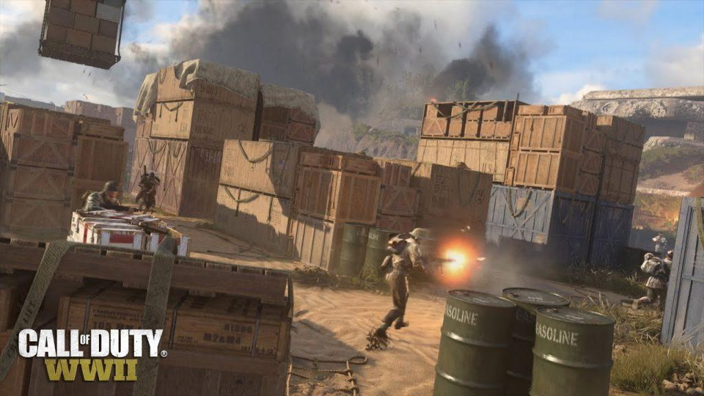Call of Duty: WW2's Shipment 1944 map now available to all players