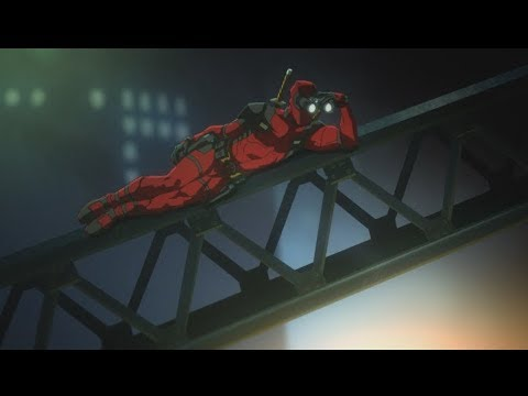 Test Footage From Cancelled Deadpool Animated Series Leaks Online