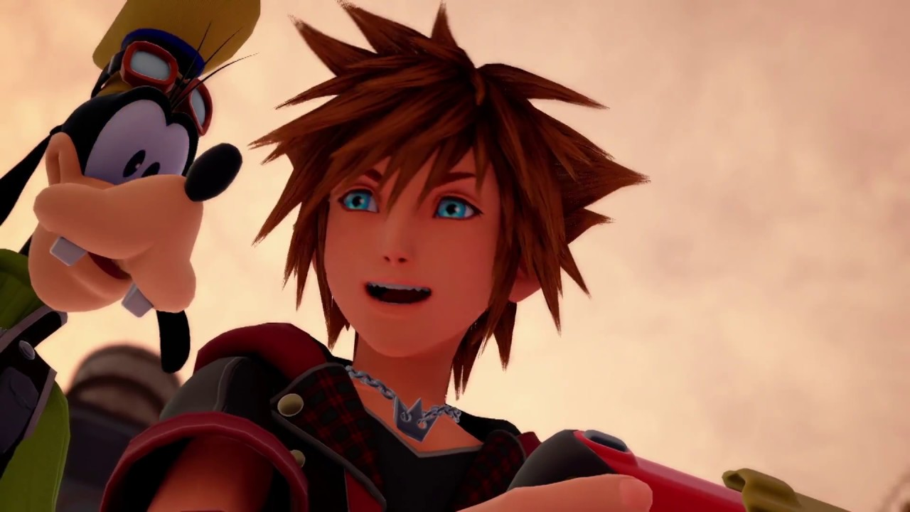Kingdom Hearts Union xCross Kingdom Hearts III